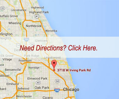 Get directions our Chicago Gym -- Keller's Martial Arts!